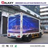 El panel/visualización publicitarios móviles de los carros del LED para el alquiler/el acontecimiento de P5/P6/P8/P10 al aire libre