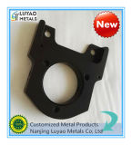 Подвергать механической обработке CNC алюминия OEM филируя