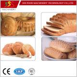 Linha de produção brinde do pão do pão que faz a máquina