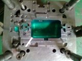Modelação por injeção plástica do projeto quente