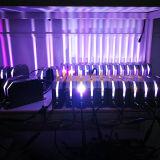 Iluminación de la pared de la colada del LED RGB