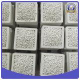 Parti di ceramica d'isolamento dell'ossido di magnesio