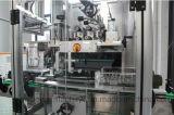 Machine à étiquettes de chemise automatique de PVC pour la bouteille d'animal familier
