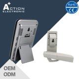 Termômetro do congelador do refrigerador de Digitas com 2 sensores e temperatura mínima máxima