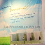 Diffuseur en plastique d'Altrosonic du brouillard frais décoratif DEL d'arome avec multicolore