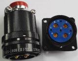 밀 C 26482 시리즈 원형 전기 연결관