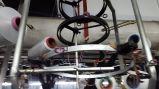 Hyl-5-384 de volledige Geautomatiseerde Machine van Legging van de Kous van de Jacquard