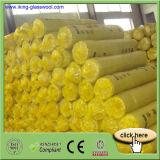 Isolation de Blannket de laines de verre de la Chine Hebei avec du ce