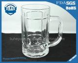 300ml de loodvrije Transparante Levering voor doorverkoop van de Fabrikanten van de Kop van het Bier