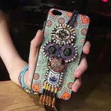 Het populaire Etnische Geval van de Stijl voor het Mobiele Geval van de Telefoon iPhone6/6s/7/7s voor Vrouwelijke Stijl