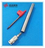 Оправка для расточки вибрации карбида анти- при внутренне продетое нитку для филировальных машин