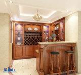Keuken van de Luxe van de Berk van Italië de Stevige Houten met MiniStaaf