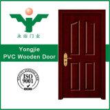 Compagnies de construction de Chambre de la Chine dans la porte de PVC de Yongkang