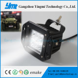 オフロード運転の霧のスポットライト18W LED作業ライトバー