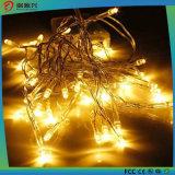 Indicatori luminosi leggiadramente della stringa delle costruzioni della decorazione di natale dell'indicatore luminoso commerciale della stringa
