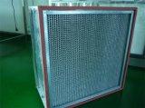 Высокотемпературный воздушный фильтр 250c упорный HEPA для оборудования очистителя воздуха