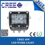 Luz de trabajo 30W de la construcción LED de la luz del trabajo del LED