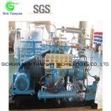 компрессор диафрагмы газа аргона расхода потока 15nm3/H промышленный
