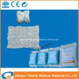 Spugne chirurgiche 100% di laparotomia della garza del cotone