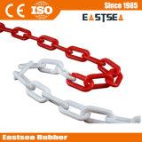 Red & White Cor 50m Comprimento Chain Link plástico (PC-4)
