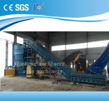 Baler Hba120-11075 automática horizontal para enfardar máquina de prensado de Cartón