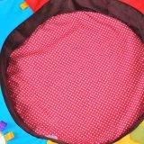 Opblaasbare Stuk speelgoed van de Pluche van de Baby van de Zetel van de Pluche van de douane het Zwemmende