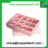 절묘한 사탕 색깔에 의하여 주문을 받아서 만들어지는 종이상자 선물 보석함