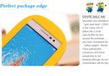 3D漫画のIpadminiのiPad 2 LG K10 K5 K7 Huawei P8 P9liteの携帯電話カバーのための柔らかいシリコーンの箱