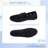 安く軽い夏の靴、ファブリック甲革が付いている人の偶然靴