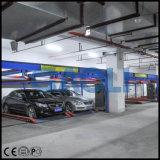 Sistema giratório do estacionamento do enigma do elevador do estacionamento de 2 assoalhos