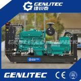 Сила Genlitec! Топливо сохраняет комплект генератора 312kVA/250kw Cummins молчком тепловозный