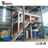 Single Beam S PP Máquina de extrusão de tecido não tecido de extrusão de tecido não extratado