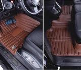 Tapete sintético do couro XPE das esteiras Acm101b do carro para Volvo