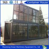 Heißer Verkaufs-bewegliches preiswertes vorfabriziertes Behälter-Haus der Stahlkonstruktion