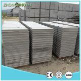 El panel de emparedado rápido del cemento de la azotea EPS de la pared de la instalación