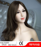 大人の性のおもちゃ165cm大きい胸の性の人形のシリコーン愛人形