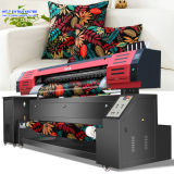 직접 인쇄하는 직물을%s Epson Dx7 Printheads 1.8m/3.2m 인쇄 폭 1440dpi*1440dpi 해결책을%s 가진 Farbics 혼합된 인쇄 기계