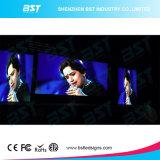 Hoher Miete LED-Bildschirm der Helligkeits-P4.81 SMD2727 im Freienmit 500mmx1000mm LED dem Schrank