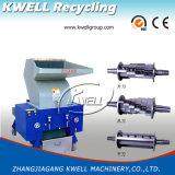 Broyeur en plastique de bouteille d'animal familier de fabrication de la Chine petit/bouteille en plastique d'animal familier écrasant la machine