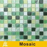 mosaico de pintura de 8m m para la decoración Dubai Serirs (verde amarillo Moka de la pared de la pintura)