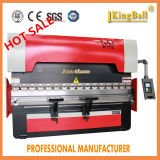 Stahlblech hydraulische CNC-Blech-Presse-Bremse