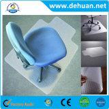 Циновка стула PVC с циновкой предохранения от пола губы трудной