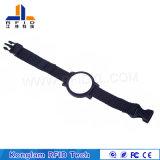 Портативный Wristband шелковой ширмы Nylon RFID