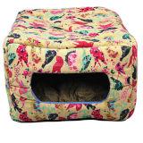 Haustier-Hundehaus der Verdickung-wasserdichtes 600d Oxford/Katze-Haus, Haustier-Bett (KA0072)