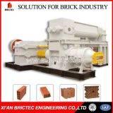 Petite machine de fabrication de brique compacte d'argile rouge