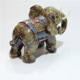 Ceramic Animal Elefante Home Furnishing Articles