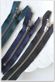 Латунь, алюминий, Zipper длинняя цепь
