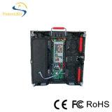 Écran d'intérieur incurvé par SMD élevé de la définition P3.91 DEL avec la maintenance avant