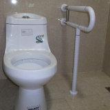 U установленный стеной - форменный Ss304 & Nylon пластичные штанги наряда ванной комнаты