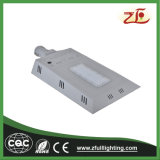 Integrado 40W IP67 LED Luz solar de la calle